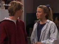 Brett Stark, Libby Kennedy in Neighbours Episode 2275