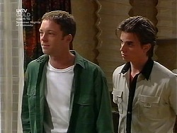 Ben Atkins, Nick Atkins in Neighbours Episode 3037