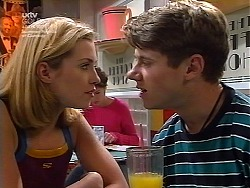 Amy Greenwood, Lance Wilkinson in Neighbours Episode 3037