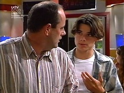 Philip Martin, Paul McClain in Neighbours Episode 3037
