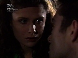 Caitlin Atkins, Josh Hughes in Neighbours Episode 3037