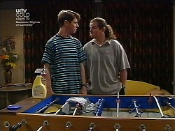 Lance Wilkinson, Toadie Rebecchi in Neighbours Episode 3037