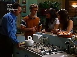 Karl Kennedy, Billy Kennedy, Susan Kennedy, Anne Wilkinson in Neighbours Episode 3038