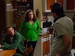 Ben Atkins, Caitlin Atkins, Nick Atkins in Neighbours Episode 3038