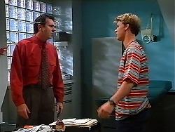 Karl Kennedy, Billy Kennedy in Neighbours Episode 3038