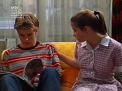 Billy Kennedy, Anne Wilkinson in Neighbours Episode 3038