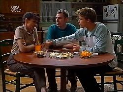 Susan Kennedy, Kim Howard, Billy Kennedy in Neighbours Episode 3040