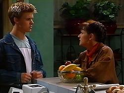 Billy Kennedy, Susan Kennedy in Neighbours Episode 3040
