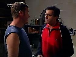 Kim Howard, Karl Kennedy in Neighbours Episode 3040
