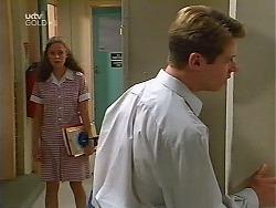 Caitlin Atkins, Lance Wilkinson in Neighbours Episode 3097
