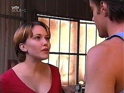 Libby Kennedy, Drew Kirk in Neighbours Episode 3097