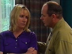 Ruth Wilkinson, Philip Martin in Neighbours Episode 3097