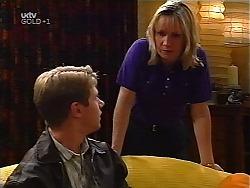 Lance Wilkinson, Ruth Wilkinson in Neighbours Episode 3097