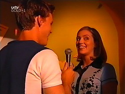 Billy Kennedy, Amy Greenwood in Neighbours Episode 3097