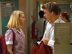 Amy Greenwood, Billy Kennedy in Neighbours Episode 3098