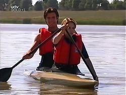 Drew Kirk, Libby Kennedy in Neighbours Episode 3098