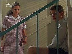 Caitlin Atkins, Lance Wilkinson in Neighbours Episode 3098