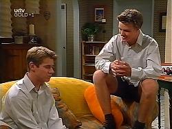 Lance Wilkinson, Billy Kennedy in Neighbours Episode 3098