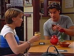 Libby Kennedy, Drew Kirk in Neighbours Episode 3098