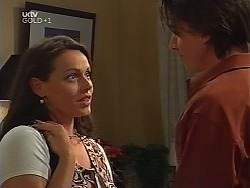 Jacquie Boyd, Nick Atkins in Neighbours Episode 3100