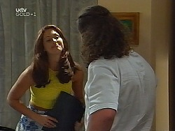 Sarah Beaumont, Toadie Rebecchi in Neighbours Episode 3100
