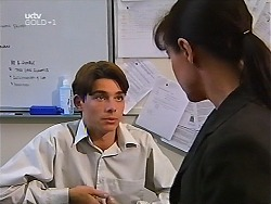 Paul McClain, Susan Kennedy in Neighbours Episode 3100