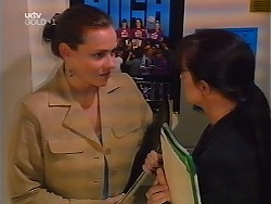 Jacquie Boyd, Susan Kennedy in Neighbours Episode 3100
