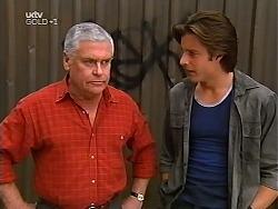 Lou Carpenter, Drew Kirk in Neighbours Episode 3132