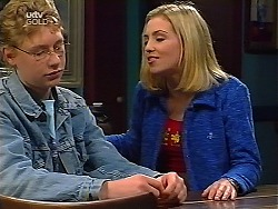 Patrick Greenwood, Amy Greenwood  in Neighbours Episode 3132