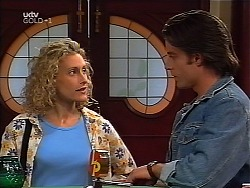 Shelley Harris, Drew Kirk  in Neighbours Episode 3132