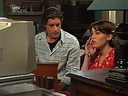 Drew Kirk, Libby Kennedy in Neighbours Episode 3132