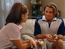 Sarah Beaumont, Joel Samuels in Neighbours Episode 3132