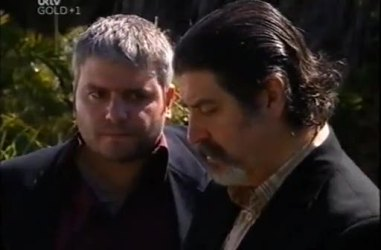 Henchman Rusty, Rocco Cammeniti in Neighbours Episode 4460