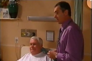 Lou Carpenter, Karl Kennedy in Neighbours Episode 4460