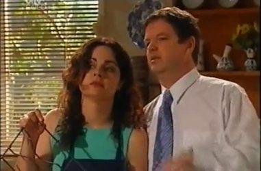 Liljana Bishop, David Bishop in Neighbours Episode 4460