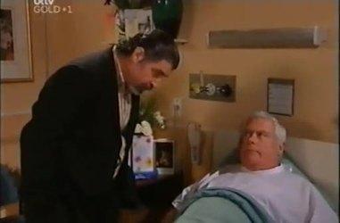 Rocco Cammeniti, Lou Carpenter in Neighbours Episode 4460
