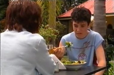Susan Kennedy, Stingray Timmins in Neighbours Episode 4461