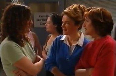 Liljana Bishop, Lyn Scully, Susan Kennedy in Neighbours Episode 4461
