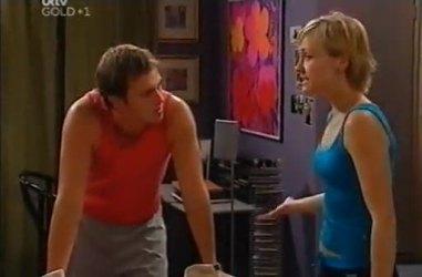 Stuart Parker, Sindi Watts in Neighbours Episode 4461