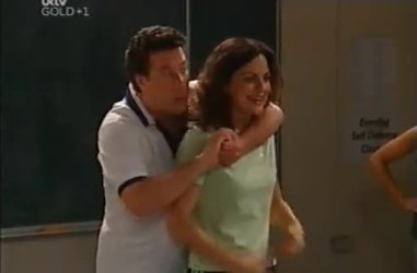 Allan Steiger, Liljana Bishop in Neighbours Episode 4461