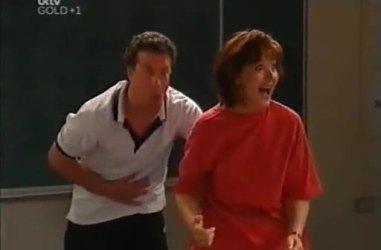 Allan Steiger, Susan Kennedy in Neighbours Episode 4461
