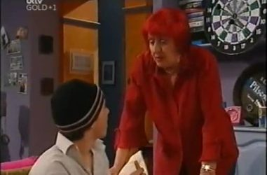Stingray Timmins, Angie Rebecchi in Neighbours Episode 4467