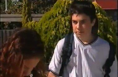 Serena Bishop, Stingray Timmins in Neighbours Episode 4467