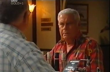 Harold Bishop, Lou Carpenter in Neighbours Episode 4471