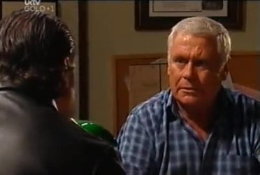 Rocco Cammeniti, Lou Carpenter in Neighbours Episode 4480