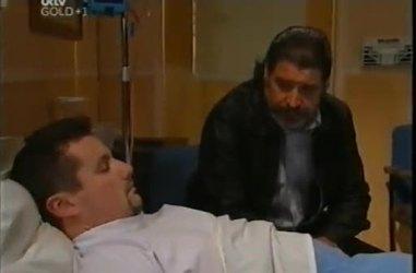 Toadie Rebecchi, Rocco Cammeniti in Neighbours Episode 4481