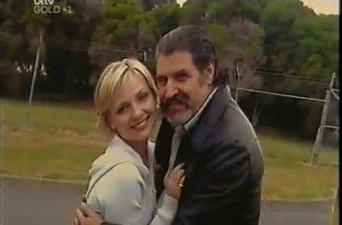 Sindi Watts, Rocco Cammeniti in Neighbours Episode 4481