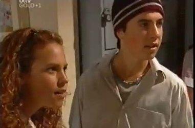 Serena Bishop, Stingray Timmins in Neighbours Episode 4481