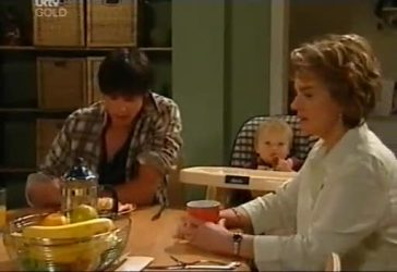 Jack Scully, Oscar Scully, Lyn Scully in Neighbours Episode 4485
