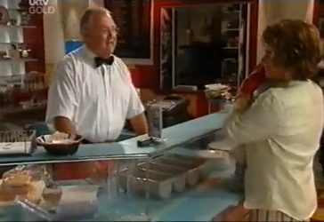 Harold Bishop, Lyn Scully in Neighbours Episode 4485